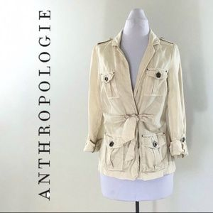 NWT Anthropologie Cartonnier Utility Nepali Jacket